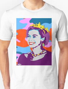 Queen Elizabeth Unisex T-Shirt