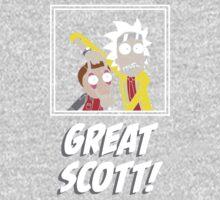 Great Scott! One Piece - Long Sleeve