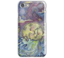 Moon & Tides iPhone Case/Skin