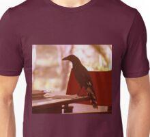 Magpie has breakfast Unisex T-Shirt