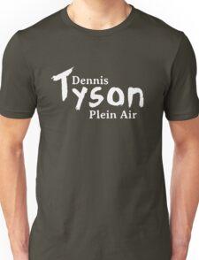 Dennis Tyson Plein Air Reverse Unisex T-Shirt