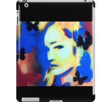 Primary Spray iPad Case/Skin