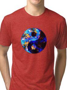 Psychedelic Balance  Tri-blend T-Shirt