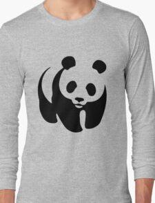WWF Panda  Long Sleeve T-Shirt