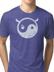 cool yin yang diablo Tri-blend T-Shirt