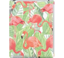Flamingoes. iPad Case/Skin