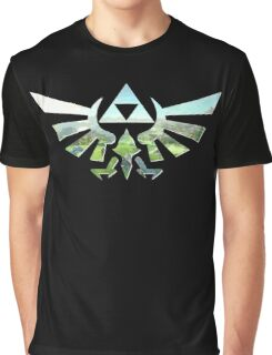 Zelda Triforce Tee Graphic T-Shirt