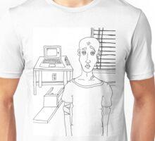 writer's block Unisex T-Shirt