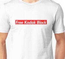 Free Kodak Black - Supreme Font Unisex T-Shirt