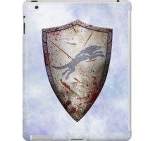 Stark Shield - Battle Damaged iPad Case/Skin