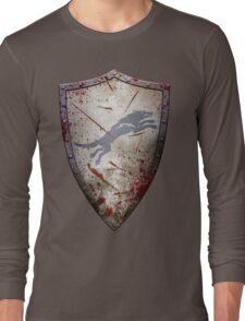 Stark Shield - Battle Damaged Long Sleeve T-Shirt