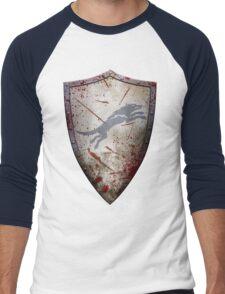 Stark Shield - Battle Damaged Men's Baseball ¾ T-Shirt