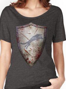 Stark Shield - Battle Damaged Women's Relaxed Fit T-Shirt