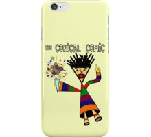 The Conical Comic iPhone Case/Skin