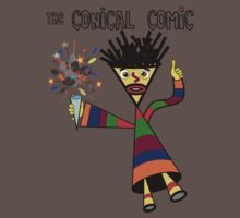 The Conical Comic Kids Clothes