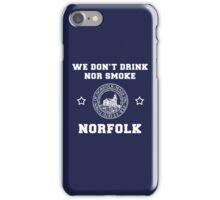 Norfolk Pride - Norfolk, MA iPhone Case/Skin