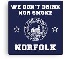 Norfolk Pride - Norfolk, MA Canvas Print