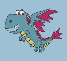 Doodle Dragon Baby Tee