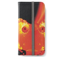 CVAr0066 Flame Toad Dragon iPhone Wallet/Case/Skin