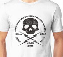 Stuntman Mike Stunt Driver School Unisex T-Shirt