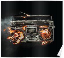 Green Day Revolution Radio Poster