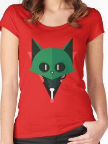 FoxHelm Women's Fitted Scoop T-Shirt