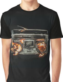 Green Day Revolution Radio Graphic T-Shirt