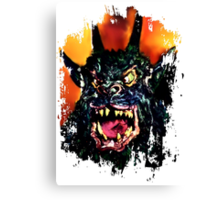 Night of the Demon Canvas Print