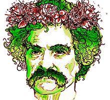 Mark Twain  by CaptainHastings