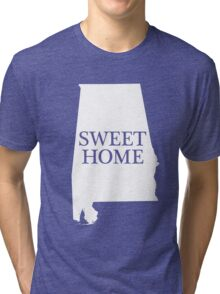 """SWEET HOME"" ALABAMA Tri-blend T-Shirt"