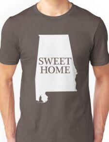 """SWEET HOME"" ALABAMA Unisex T-Shirt"
