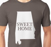 """SWEET HOME"" ALABAMA Unisex T-Shirt"