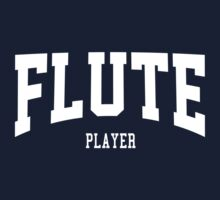 Flute Player Kids Clothes