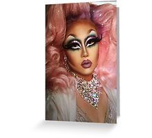 Kim chi Greeting Card