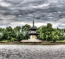 The Pagoda London by DavidHornchurch