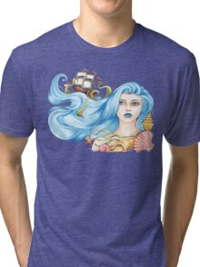 Queen of the Sea Tri-blend T-Shirt