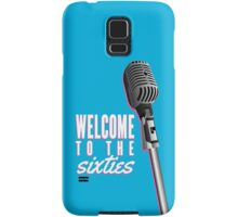 welcome to the sixties. Samsung Galaxy Case/Skin