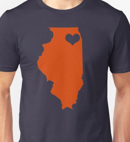 Sweet Home Chicago Unisex T-Shirt