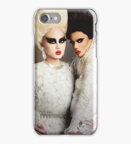 Kim chi & noami smalls  iPhone Case/Skin