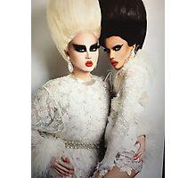 Kim chi & noami smalls  Photographic Print