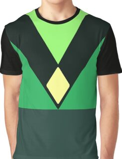 Peridot's Uniform! - Steven Universe Graphic T-Shirt