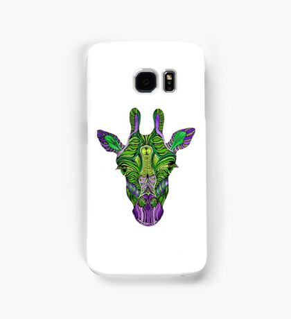 Psychedelic Giraffe Samsung Galaxy Case/Skin