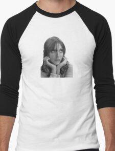 Shelley Duvall Men's Baseball ¾ T-Shirt