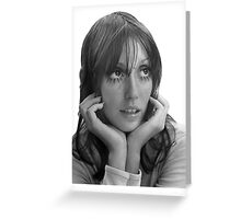 Shelley Duvall Greeting Card