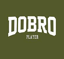 Dobro Player by ixrid