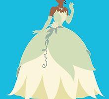 Tiana Illustration by realGabe