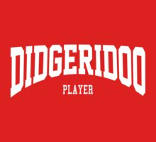 Didgeridoo Player Kids Clothes