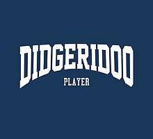 Didgeridoo Player by ixrid