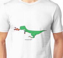 hot sauceiraptor Unisex T-Shirt