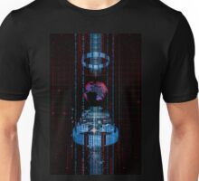 Virtual Data Earth Unisex T-Shirt